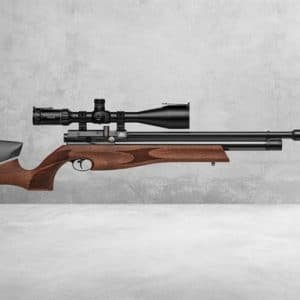 Air Arms S510 XS Ultimate Sporter Rifle 4,5 mm, Valnød