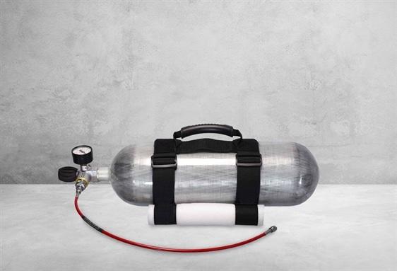 300 bar Carbon Dykkerflaske - 6,8 liter