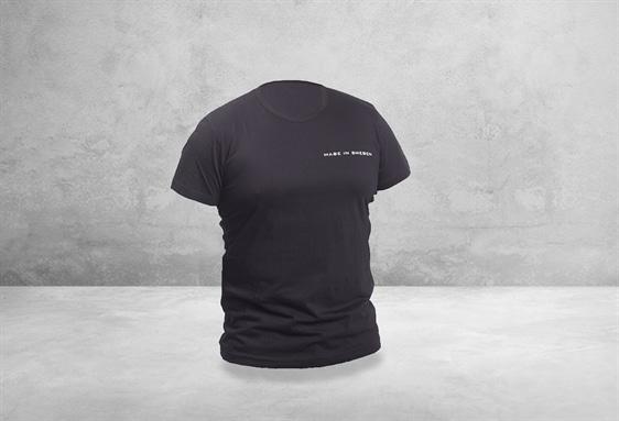 FX T-shirt med logo