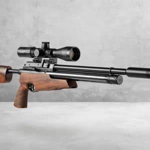 Air Arms S510 R TDR 4,5 mm, Valnød