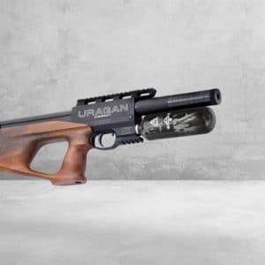 Airgun Technology Uragan Compact 4,5 mm, Valnød